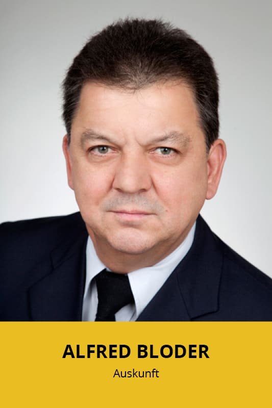 Holding Graz Bestattung Portraits  AlfredBloder