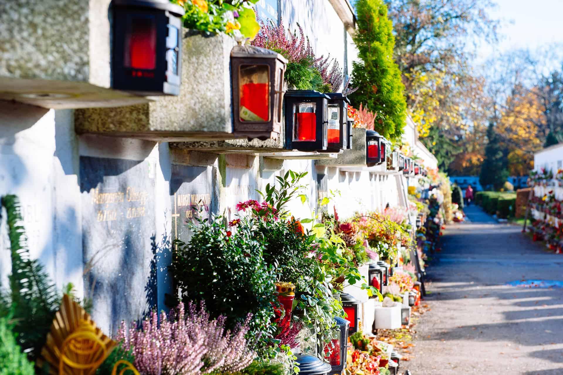 Holding Graz Bestattung - Urnenfriedhof - Bestattung - Feuerbestattung - Besattung Graz 3