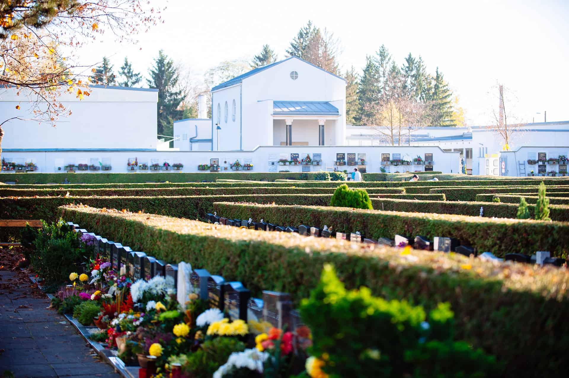 Holding Graz Bestattung - Urnenfriedhof - Bestattung - Feuerbestattung - Bestattung Graz 13