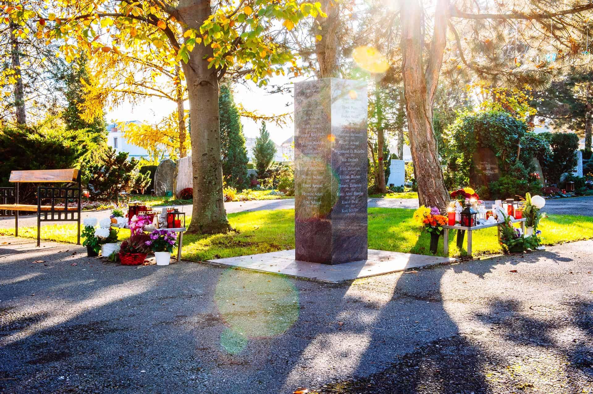 Holding Graz Bestattung - Urnenfriedhof - Bestattung - Feuerbestattung - Bestattung Graz 17