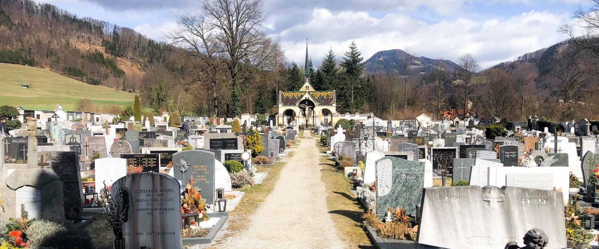 Friedhof Frohnleiten