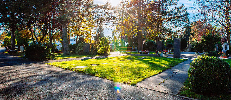 Holding Graz Bestattung - Urnenfriedhof - Bestattung - Feuerbestattung - Graz